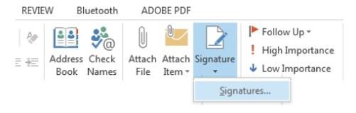 Create Signature